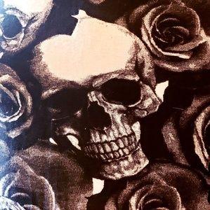 🆕️💀🌹Skulls N' Roses dress